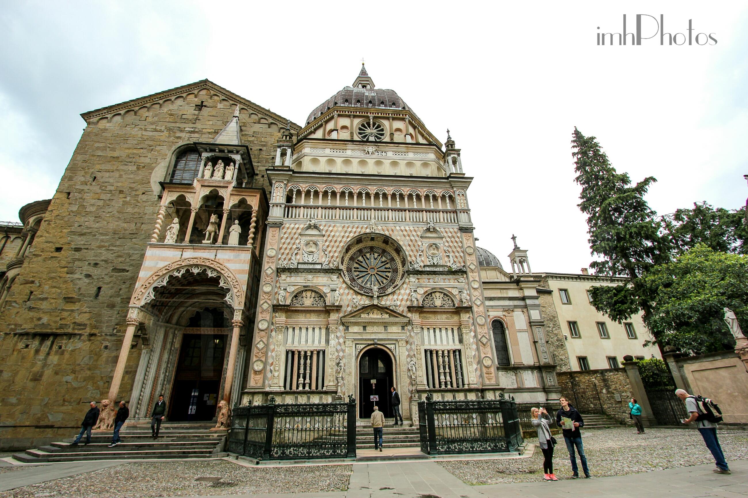 Cappella Colleoni & Basilica di Santa Maria Maggiori