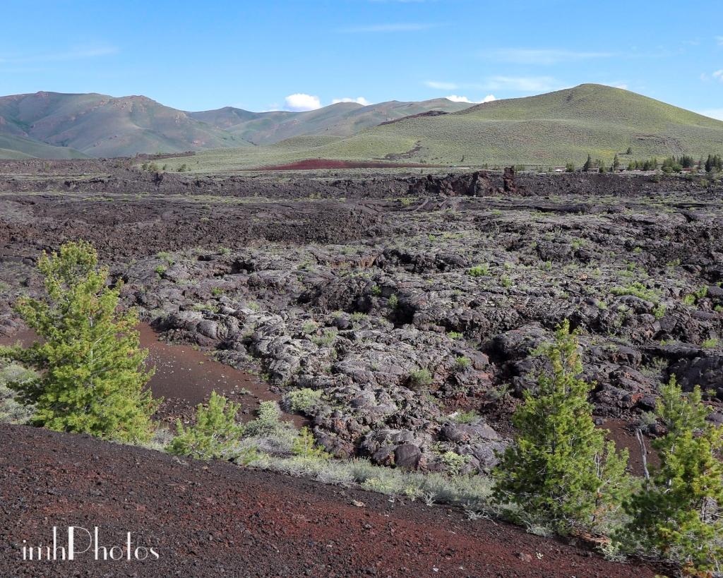 North Crater Flow